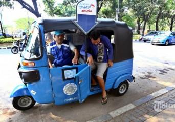 7 Oktober Bajaj Online Launching di DKI Jakarta