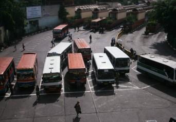 Organda sebut transportasi umum Indonesia bisa setara dengan AS
